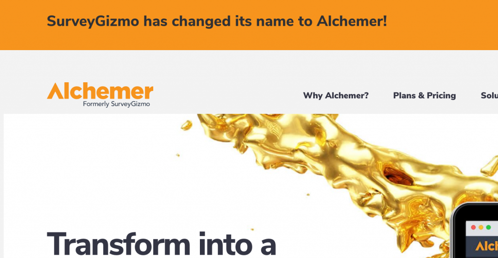 Alchemer latest most comprehensive forms and survey comparison 2021