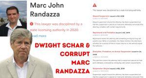 CORRUPT ATTORNEY MARC RANDAZZA REPRESENTS DWIGHT SCHAR AND BELLA COLLINA's REPUTATION