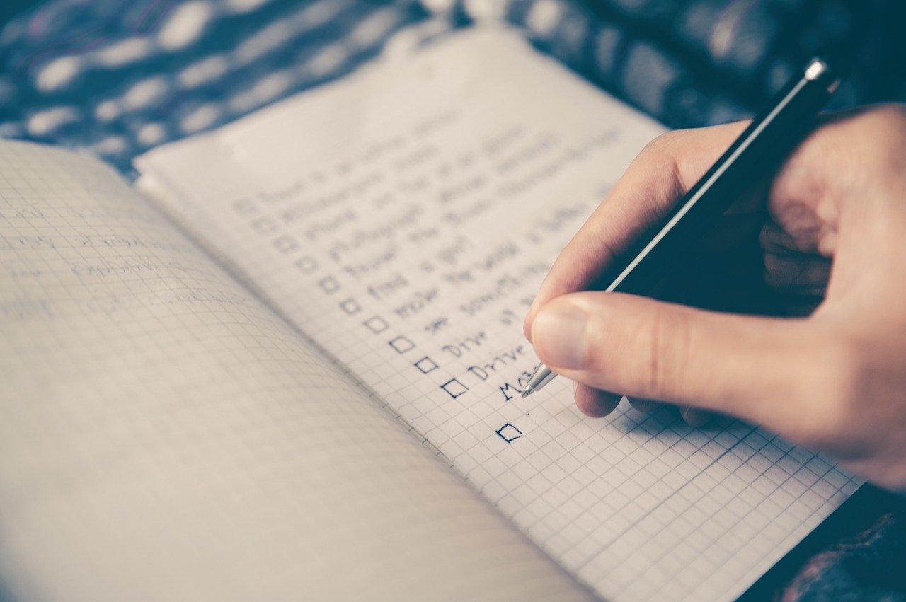 starting a business checklist UK